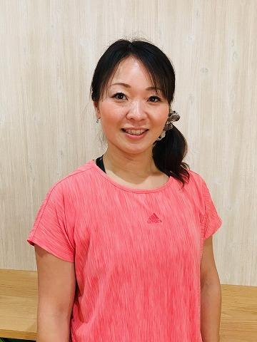 CHIE インストラクター 小倉南 少人数制 Heart&Body Studio Lead