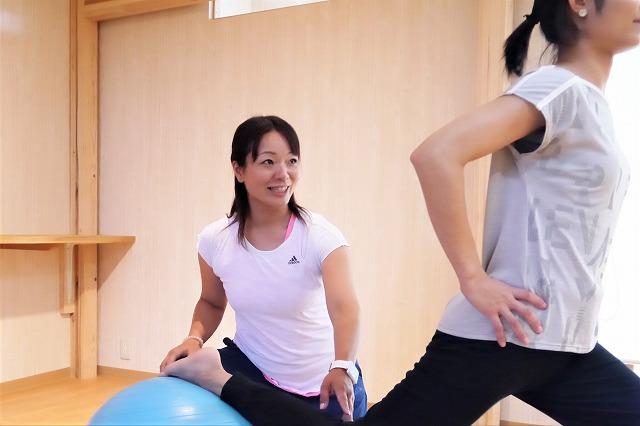 パーソナルトレーニング 小倉南 少人数制 Heart&Body Studio Lead